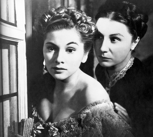 REBECCA - Alfred Hitchcock (1940) avec Laurence Olivier, Joan Fontaine, George Sanders, Judith Anderson