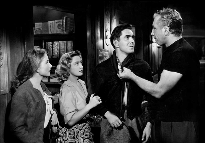 NIGHTMARE ALLEY (Le Charlatan) – Edmund Goulding (1947)