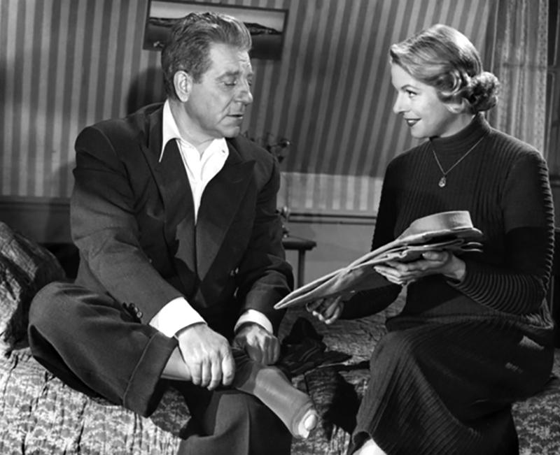 LEUR DERNIÈRE NUIT – Georges Lacombe (1953)