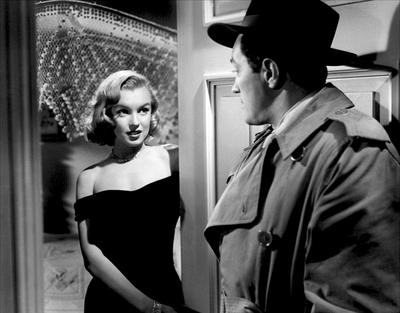THE ASPHALT JUNGLE Quand la ville dort (1950)