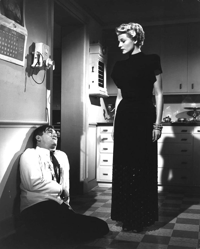 THE LADY FROM SHANGHAI - Orson Welles (1947)