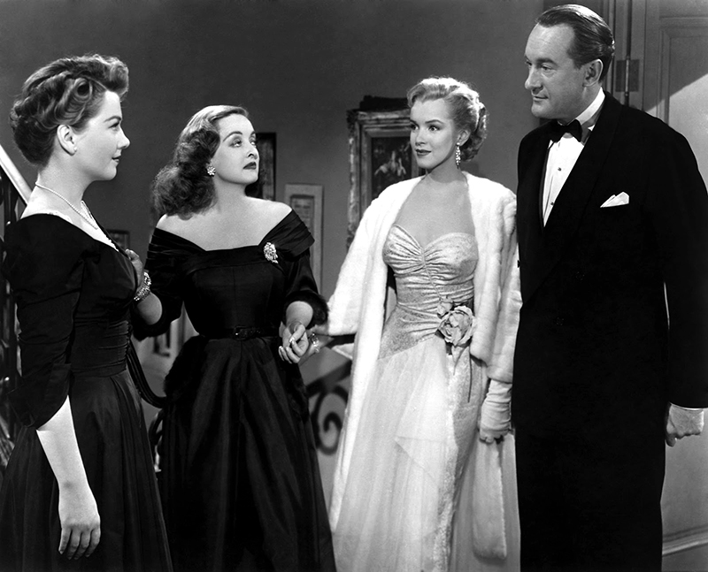 ALL ABOUT EVE (Ève) - Joseph L. Mankiewicz (1950)