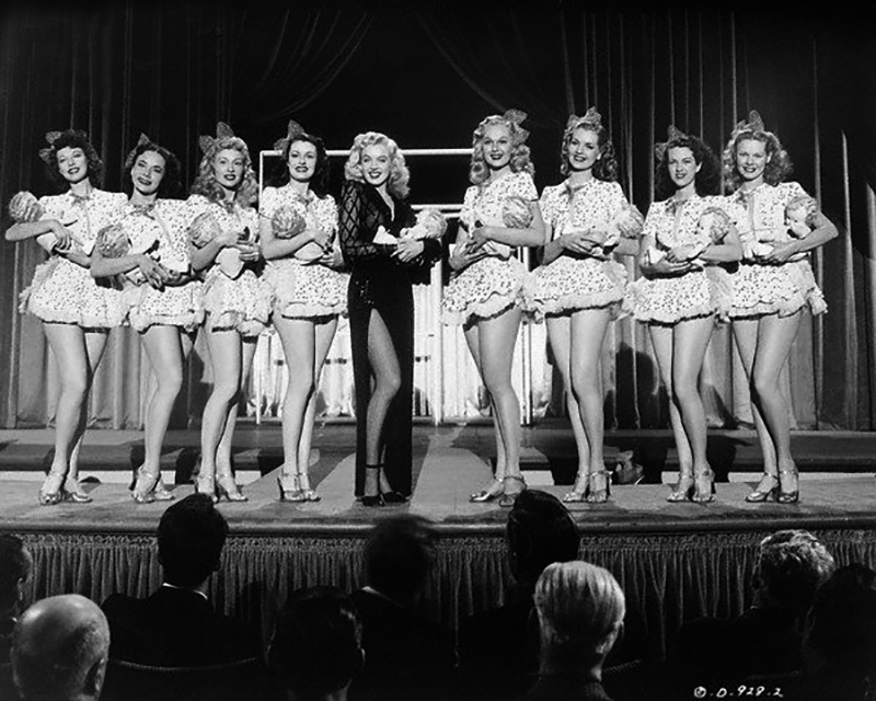 LADIES OF THE CHORUS (Les Reines du Music-Hall) - Phil Karlson (1949)