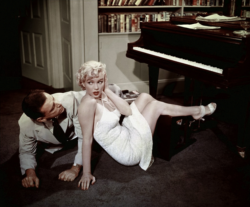 THE SEVEN YEAR ITCH (Sept ans de réflexion) - Billy Wilder (1955)