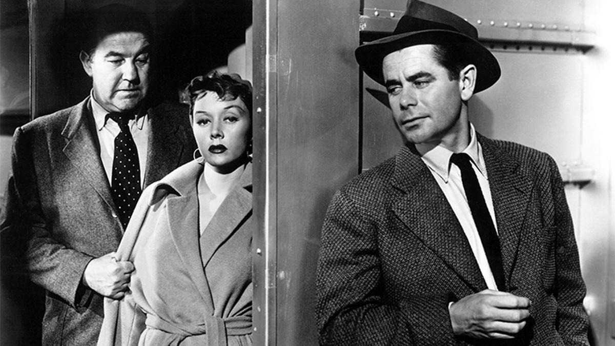 HUMAN DESIRE (Désirs humains) – Fritz Lang (1954)