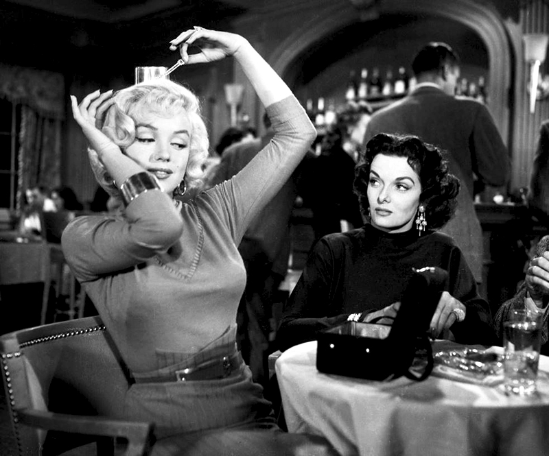 Gentlemen Prefer Blondes (1953) - Howard Hawks - The Mind
