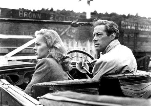 Escape - Joseph L. Mankiewicz (1948)