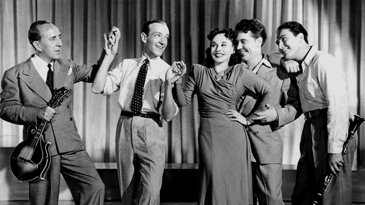 SECOND CHORUS (Swing romance) – H. C. Potter (1940)