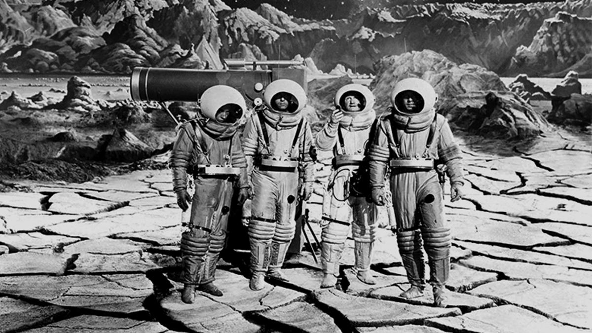 LE BOOM DE LA SCIENCE-FICTION DANS LES ANNÉES 1950